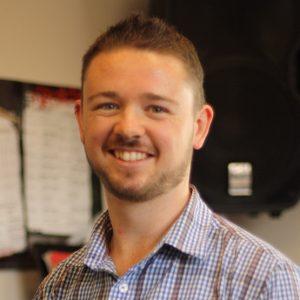 Aidan Stewart - Teacher